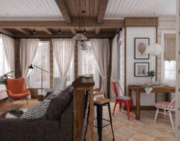 Отделка потолка на даче: тонкости разнообразной обшивки, облицовки и декора