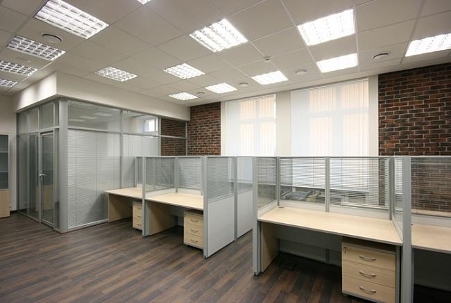 зонирование в офисе