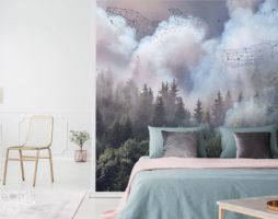 Обои природа – залог домашнего уюта