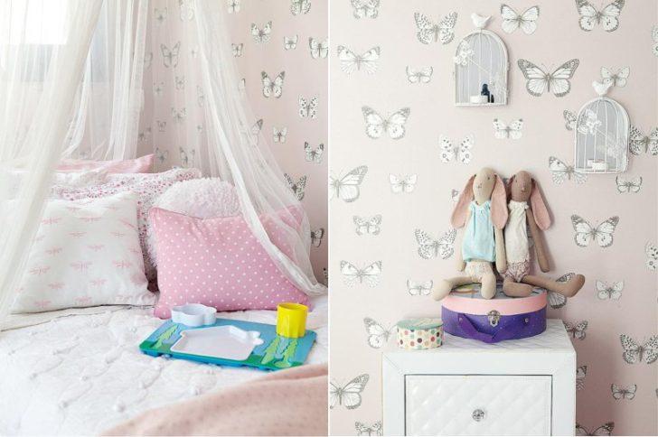 обои для комнаты девочки