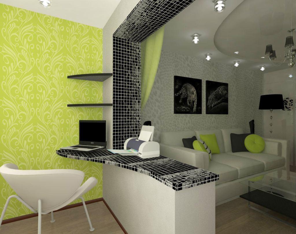 Комнаты совмещенные с балконом фото