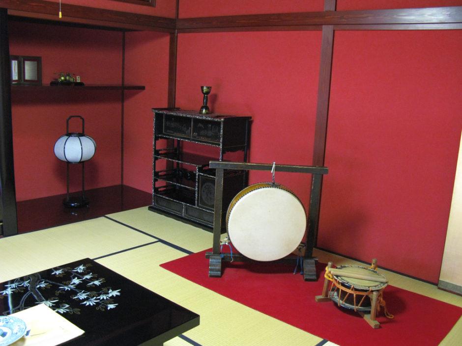 Кухни в японском стиле. Вторая жизнь артефактов