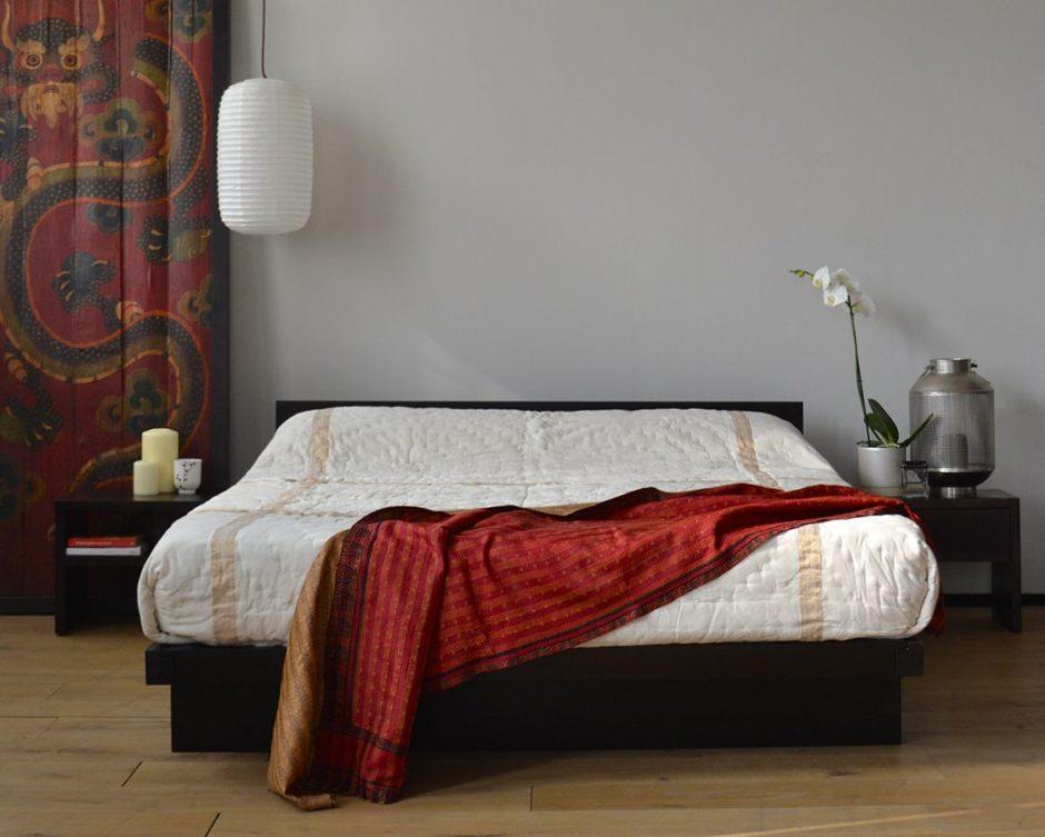 Принципы дизайна и организации пространства японской спальни
