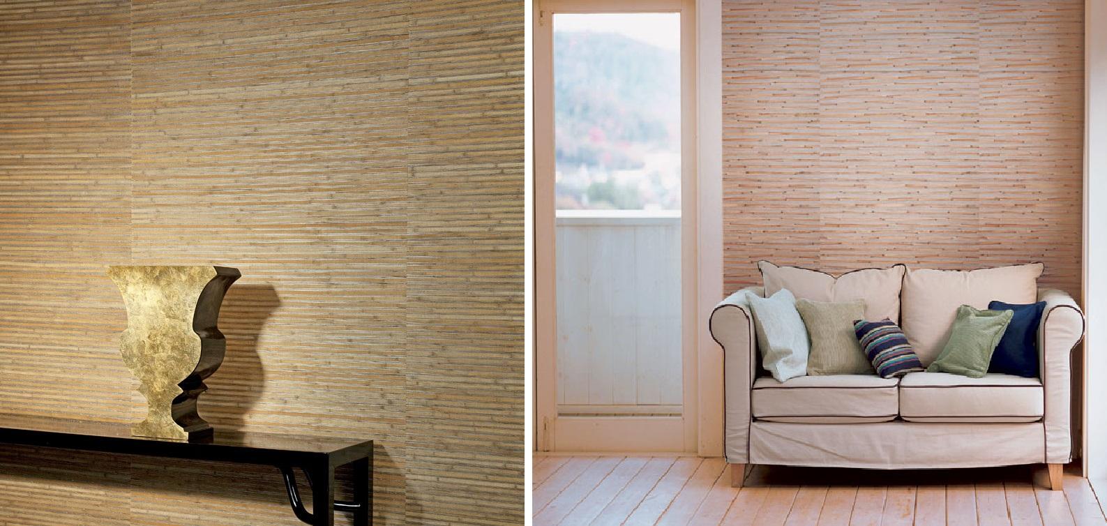 обои бамбук в интерьере фото подобный