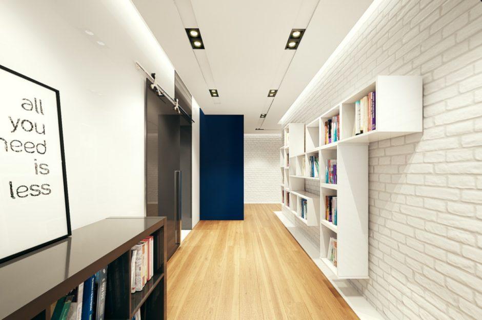 Идеи оформления кирпичной стены в интерьере