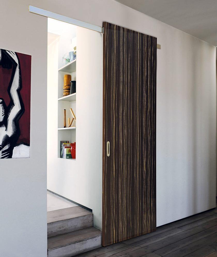 Двери в интерьере в японском стиле