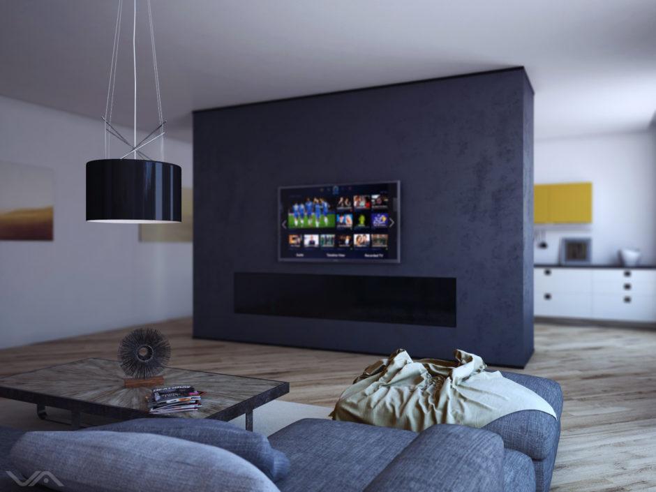 Основные особенности дизайна гостиной в стиле минимализм