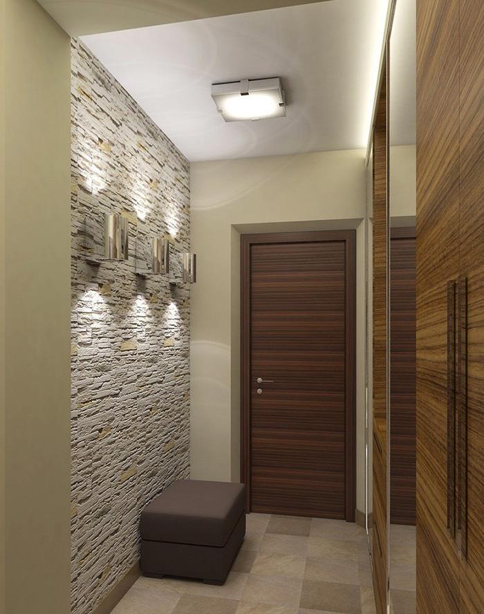 фото из чего сделать стены в коридоре разных стилях заказ