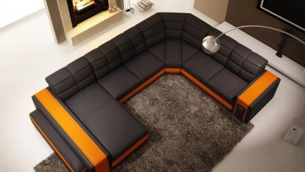 Угловые диваны и их роль в современных интерьерах