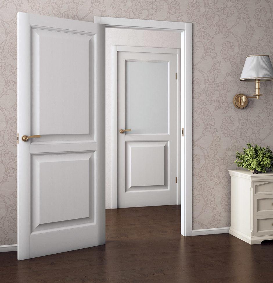 Царговые двери – что это такое?