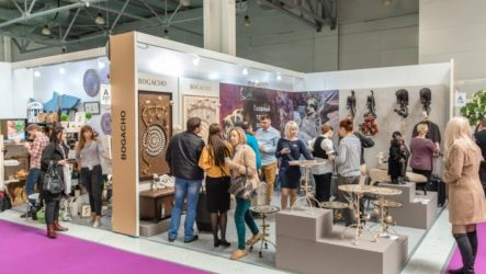 Выставка InDecor Moscow 2019