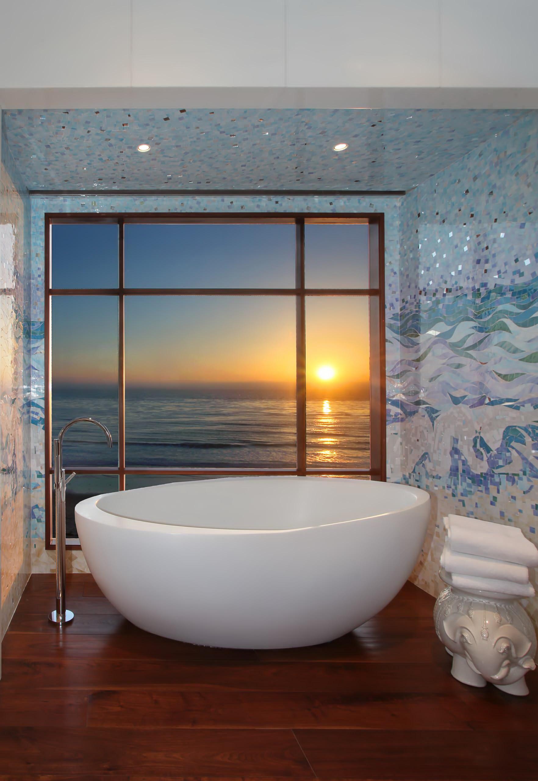 Картинки с видом ванной комнаты