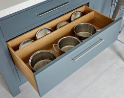 Выбор фурнитуры для современной кухни